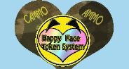 The Happy Face Token System-cammo ammo